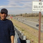 Colorado Springs Panhandler