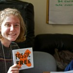 Sarah Stockdale, Colorado College student divestment committee