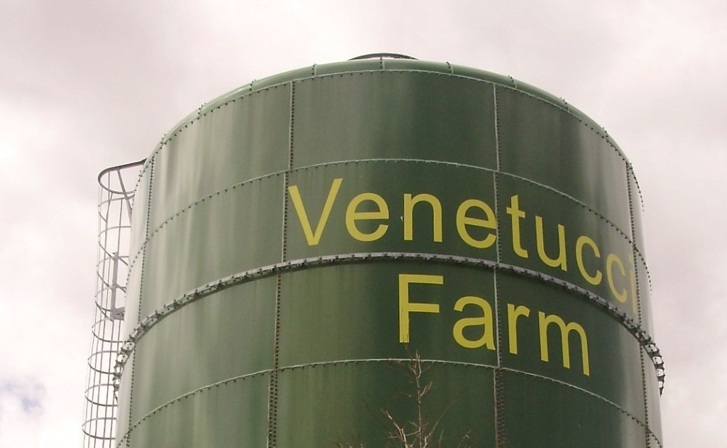Venetucci water tower