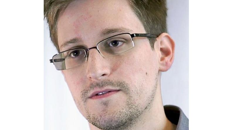 Edward Snowden (courtesy Laura Poitras / Praxis Films - via Wikipedia